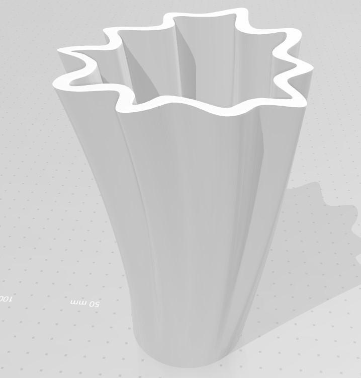 vase florilore.jpg Télécharger fichier STL Vase Florilore • Objet pour imprimante 3D, patissierzingueur