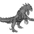 2020-03-28 20_34_51-Window.png Download STL file Drakolisk (Variant 1) • 3D printer template, beldolor