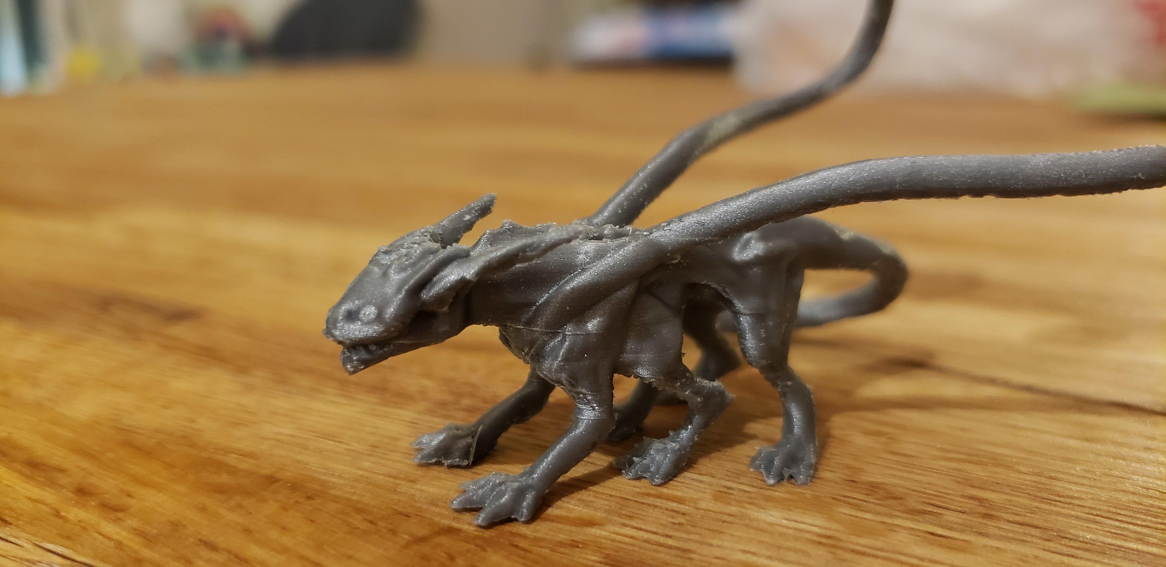 20190717_213134.jpg Download free STL file Displacer Beast • 3D printer design, beldolor