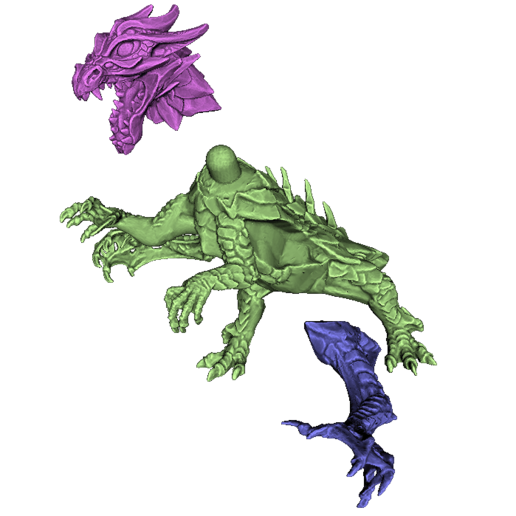 2020-04-07 18_27_22-Window.png Download STL file Drakolisk (Variant 1) • 3D printer template, beldolor