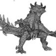 2020-03-28 20_34_42-Window.png Download STL file Drakolisk (Variant 1) • 3D printer template, beldolor