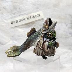 Descargar modelos 3D Zelote de la gente de la rana, beldolor