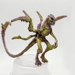 Descargar modelo 3D gratis Diablo de los Huesos - Pose Neutral, beldolor