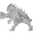 2020-03-28 20_34_13-Window.png Download STL file Drakolisk (Variant 1) • 3D printer template, beldolor