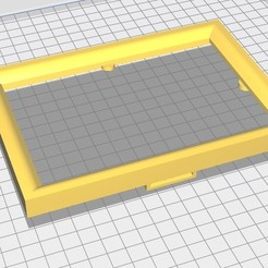 Download 3D printing templates TABLE, classiccparts