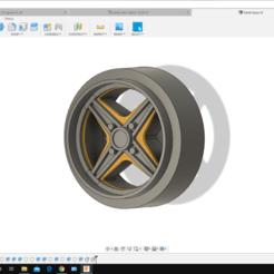 Télécharger modèle 3D gratuit Scalextric - Pneu de voiture à fente, pacomellado