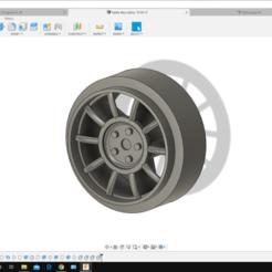 Télécharger objet 3D gratuit Scalextric - Pneu de voiture à fente 2, pacomellado