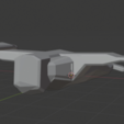 Download free STL file Spacecraft prototype • 3D printer design, cebriian95