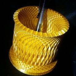 Imprimir en 3D La copa de la maceta de fantasía, HundredAcreWeeds