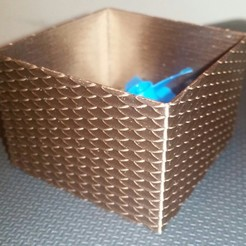 Download free STL file Scale Box • 3D printing object, HundredAcreWeeds
