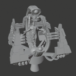 TESSERACT_VAULT.PNG Download free STL file Epic Tesseract Vault • 3D print object, mewiththeface