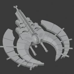 night_shroud_bomber.PNG Télécharger fichier STL gratuit Le bombardier épique du linceul de nuit • Design imprimable en 3D, mewiththeface
