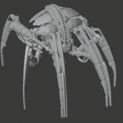 Download free STL file Epic Seraptek Construct, mewiththeface