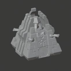 Imprimir en 3D gratis Monolito épico, mewiththeface