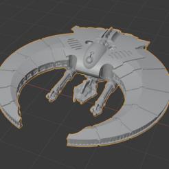 doom_scythe.PNG Download free STL file Epic Doom Scythe • 3D printing template, mewiththeface
