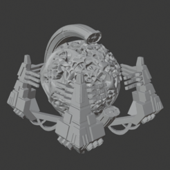Download free STL Epic Aeonic Orb, mewiththeface