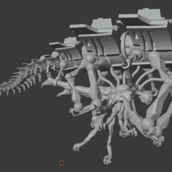 Download free 3D printer designs Epic Abattoir, mewiththeface