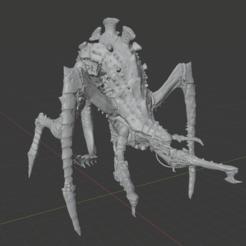 bio-titan capture.PNG Download free STL file Epic Bio-titan • 3D printable design, mewiththeface