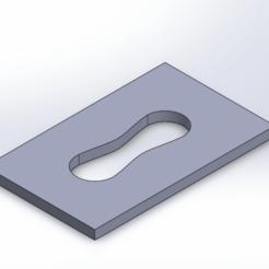 Descargar archivo 3D FCSII Finbox Router Jig, WellTaut