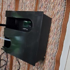 Bowl-1.jpg Télécharger fichier STL gratuit Fontaine à chat • Design à imprimer en 3D, claytonbakerjr