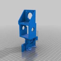 Download free STL file BullsEye DD Remix for Ender 3 EZR Extruder • 3D printer design, claytonbakerjr