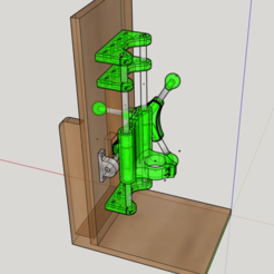 Download free STL DRILL COLUMN, Pipapelaa