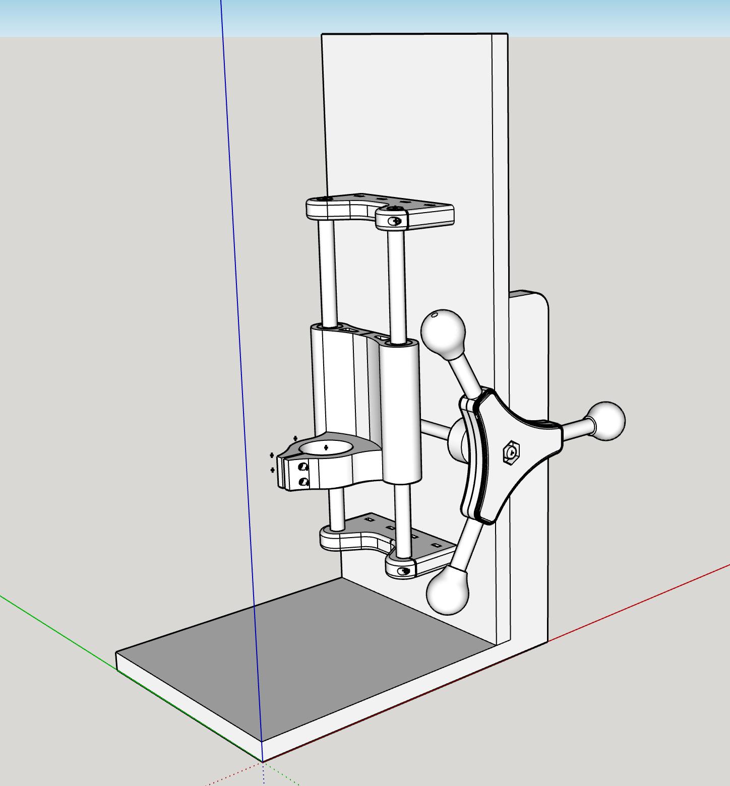 PRESSDRIL_2.png Download free STL file COLUMN DRILL • Design to 3D print, Pipapelaa