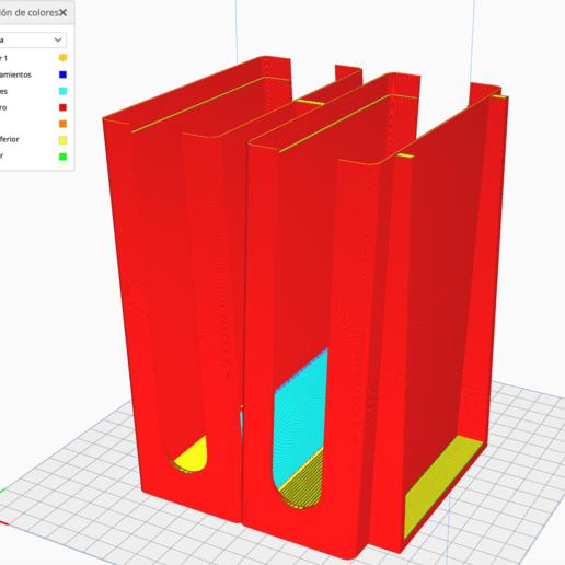 Photo 1.png Download free STL file Liquid Yogurt Dispenser • 3D printer template, Pipapelaa