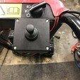 IMG_2891.JPEG Télécharger fichier 3MF gratuit Honda HS 622 / HS 655 / Schneefräse elektrische Kaminverstellung / support de goulotte sur mesure pour souffleuse à neige • Plan pour impression 3D, ohrenstoepsel