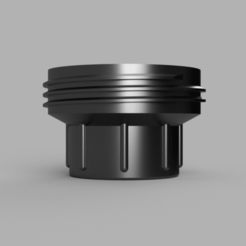 Download free 3D print files fuel can / jerrycan / Benzinkanister No-Spill Adapter / Dosierer, ohrenstoepsel