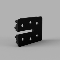 Download free 3D printing files Kitty Bandsaw table insert / Bandsäge Tischeinlage, ohrenstoepsel