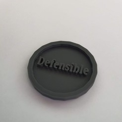20200820_123256.jpg Download free STL file 40k Terrain Tokens - 9th Edition • 3D printable object, deathkraiser