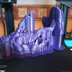 Descargar diseños 3D gratis Yeti, Victorien
