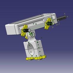 Télécharger fichier impression 3D Support téléphone vélo ou moto, TomBrunel