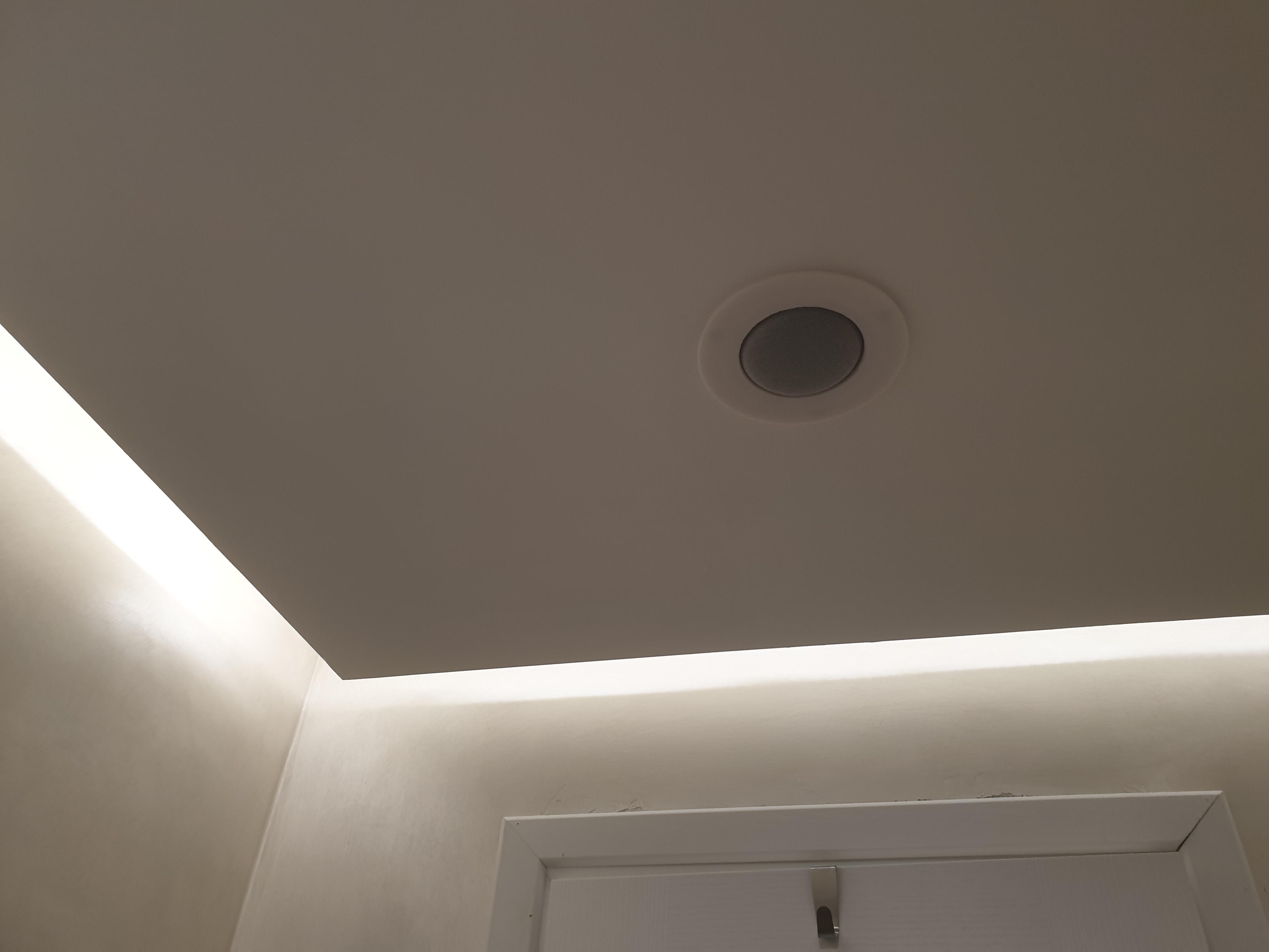 15660857982183211910487143858174.jpg Télécharger fichier STL gratuit Google Home Mini Plafond Mont Epais Anneaux • Design à imprimer en 3D, crisonescu