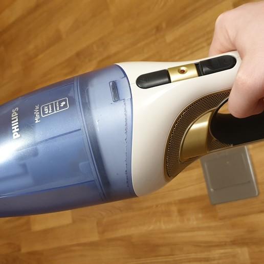 Télécharger fichier STL gratuit Extrémité attachable du MiniVac Philips • Design à imprimer en 3D, crisonescu