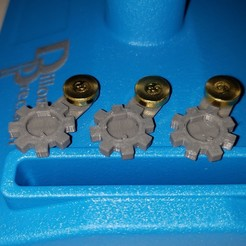 Descargar Modelos 3D para imprimir gratis Pestaña del localizador de Dillon (estilo AR), jmckerna