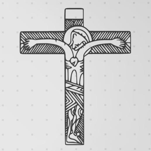 """Télécharger modèle 3D gratuit La mission """"Cross Family"""" en route vers le Néocatéchuménal, gorygoes"""