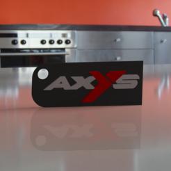 PHOTO.PNG Télécharger fichier STL Axys KeyChain • Modèle pour imprimante 3D, nico_r18fb2