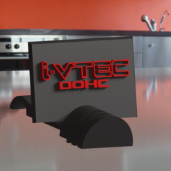 PHOTO I-VTEC.PNG Download STL file Piston I-VTEC • 3D printable template, nico_r18fb2