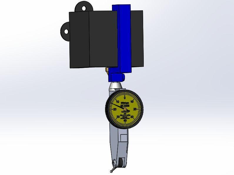 img.jpg Télécharger fichier STL gratuit Porte-cadran pour Ender 3 • Design à imprimer en 3D, vvvvvv