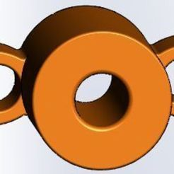 clip.jpg Télécharger fichier STL gratuit Pince universelle à filament de 1,75 mm • Objet pour impression 3D, vvvvvv
