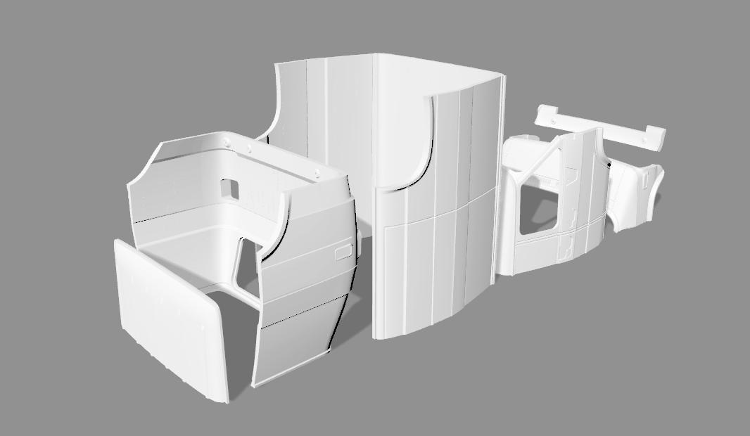 2020-04-06_12-04-17.png Descargar archivo STL CHEVY VAN G20 RC BODY SCALER AXIAL MST TRX4 RC4WD • Modelo para imprimir en 3D, ilyakapitonov