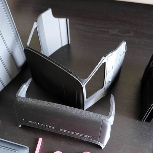 chevy-van-g20-3d-printed.jpg Descargar archivo STL CHEVY VAN G20 RC BODY SCALER AXIAL MST TRX4 RC4WD • Modelo para imprimir en 3D, ilyakapitonov