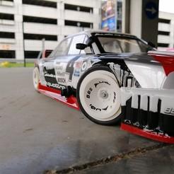 IMG_20190612_180311.jpg Descargar archivo STL gratis RUEDAS AUDI 90 IMSA GTO TOURING RC CAR • Diseño para imprimir en 3D, ilyakapitonov