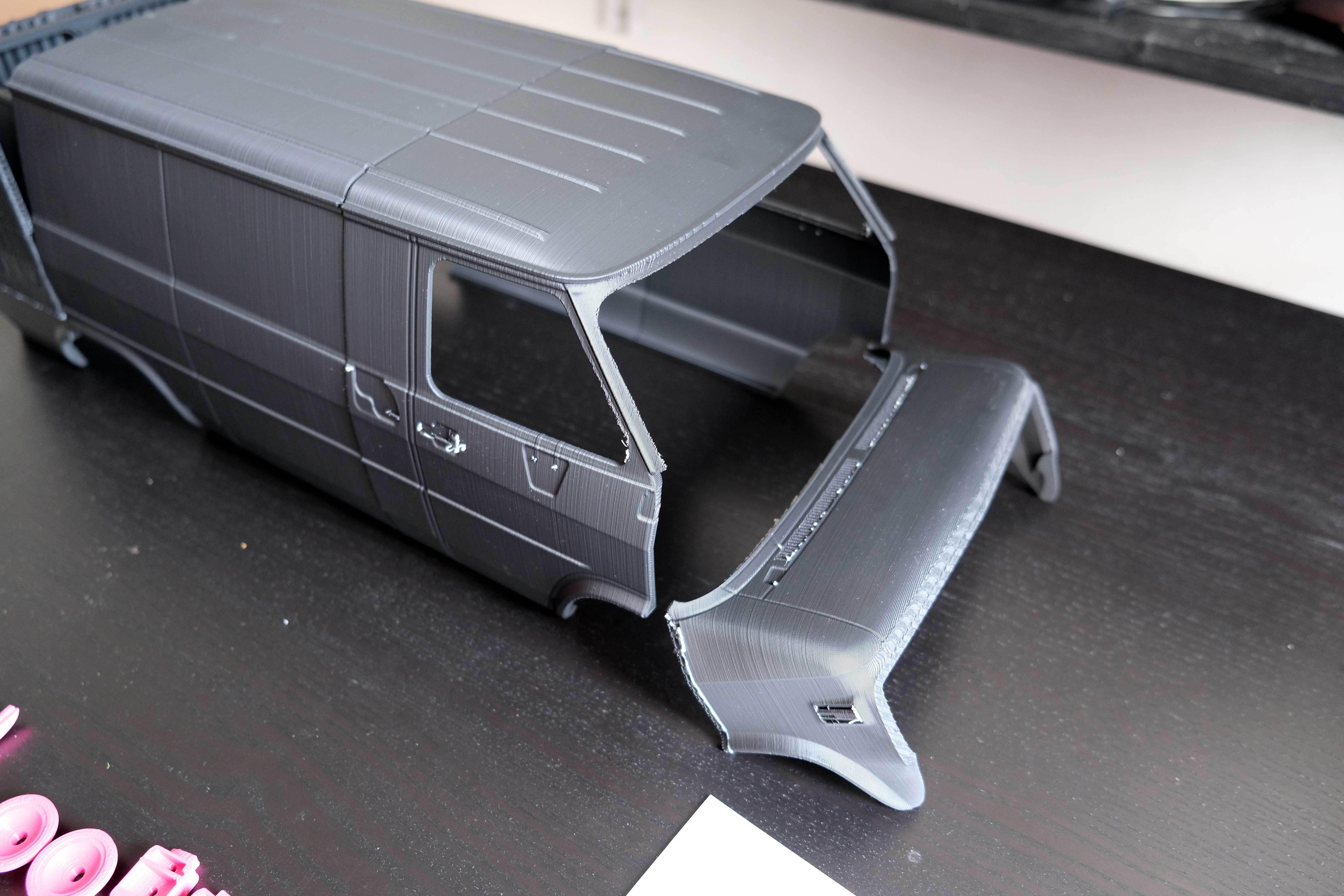 chevy-van-g20-3d-printed-11.jpg Descargar archivo STL CHEVY VAN G20 RC BODY SCALER AXIAL MST TRX4 RC4WD • Modelo para imprimir en 3D, ilyakapitonov