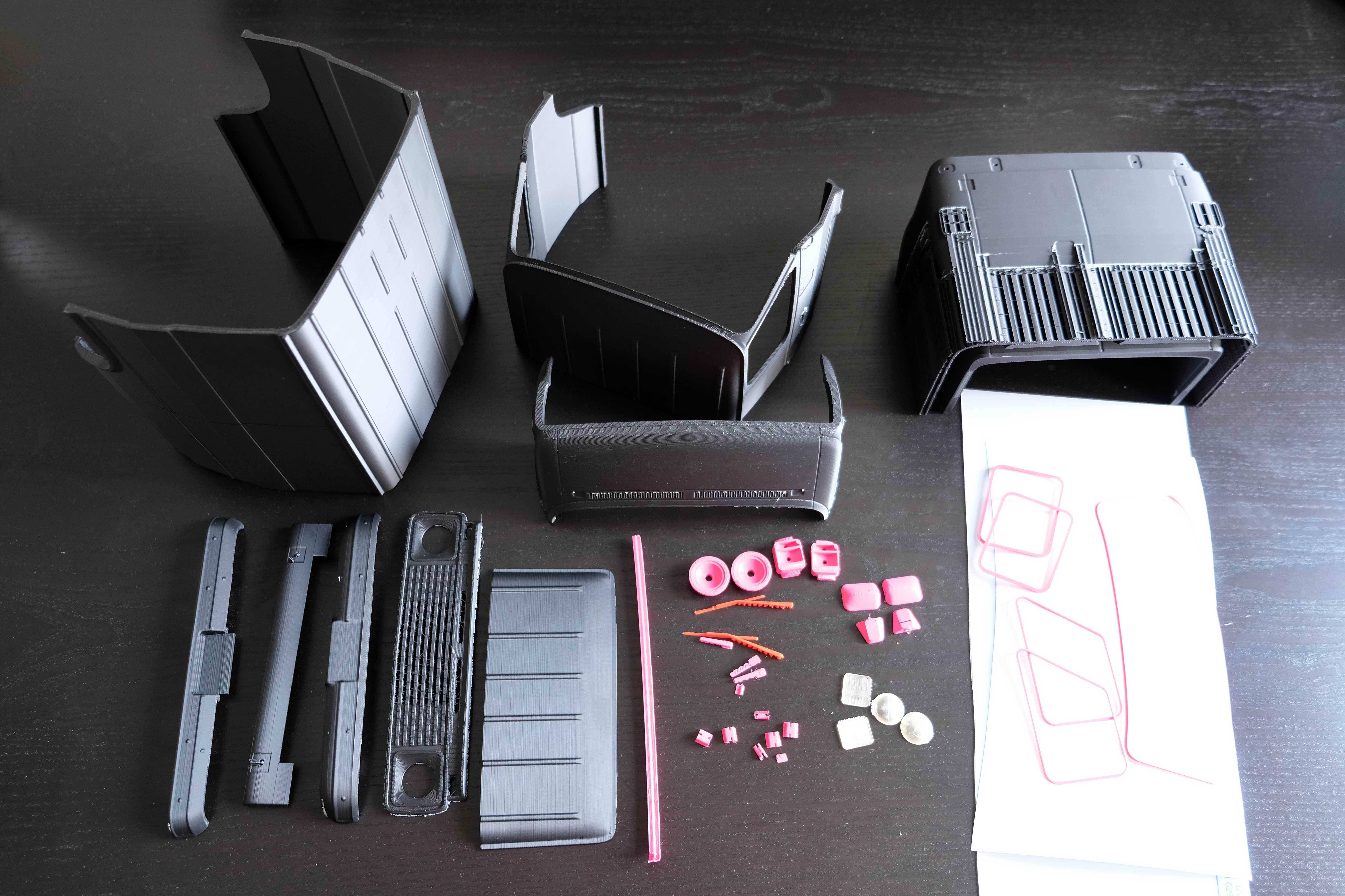 chevy-van-g20-3d-printed-6.jpg Descargar archivo STL CHEVY VAN G20 RC BODY SCALER AXIAL MST TRX4 RC4WD • Modelo para imprimir en 3D, ilyakapitonov