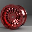 Download free 3D printer files 1.9 BEADLOCK WHEEL ZEPHYR  RC CAR AXIAL TRX4 MST, ilyakapitonov