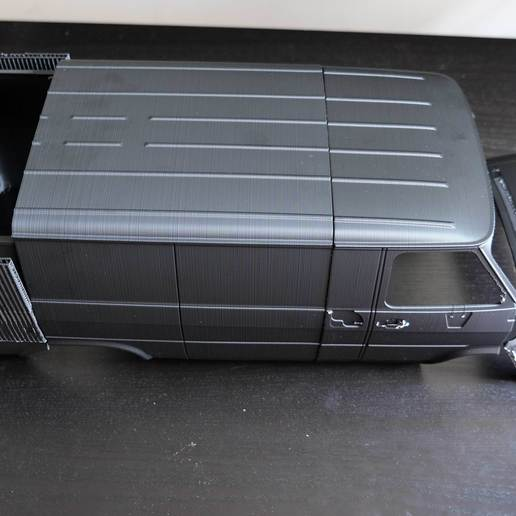 chevy-van-g20-3d-printed-9.jpg Descargar archivo STL CHEVY VAN G20 RC BODY SCALER AXIAL MST TRX4 RC4WD • Modelo para imprimir en 3D, ilyakapitonov