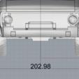 2020-05-07_20-53-04.png Descargar archivo STL CHEVY VAN G20 RC BODY SCALER AXIAL MST TRX4 RC4WD • Modelo para imprimir en 3D, ilyakapitonov